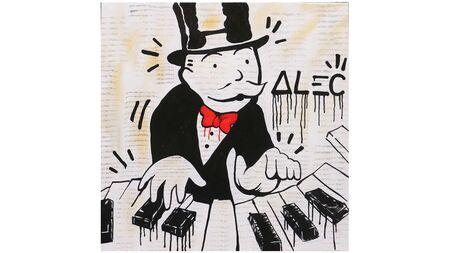 Картина на холсте Алек монополия